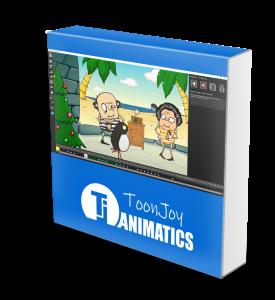 программа toonjoy коробка